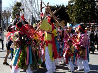 鹿島の祭頭祭